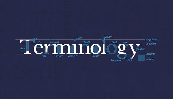 element of art typography