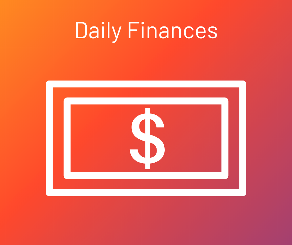Daily Finances