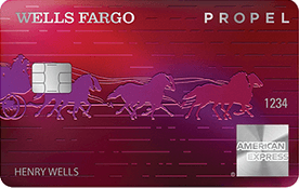 Wells Fargo travel card