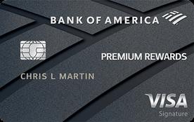 bank of america travel card
