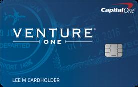capital one venture travel card