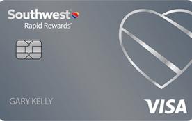 Southwest Rapid Rewards travel card