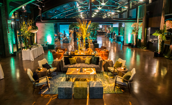 Chicago outdoor event spaces