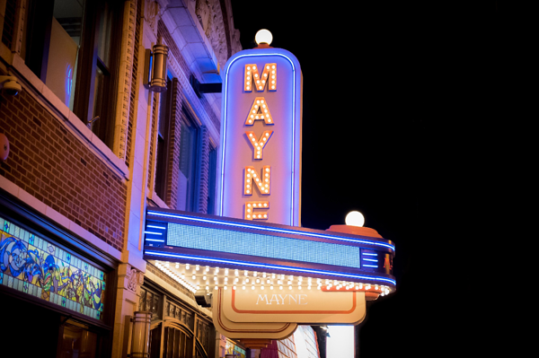 Chicago theaters for rent