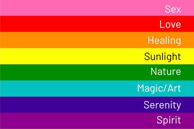 1979 queer pride flag