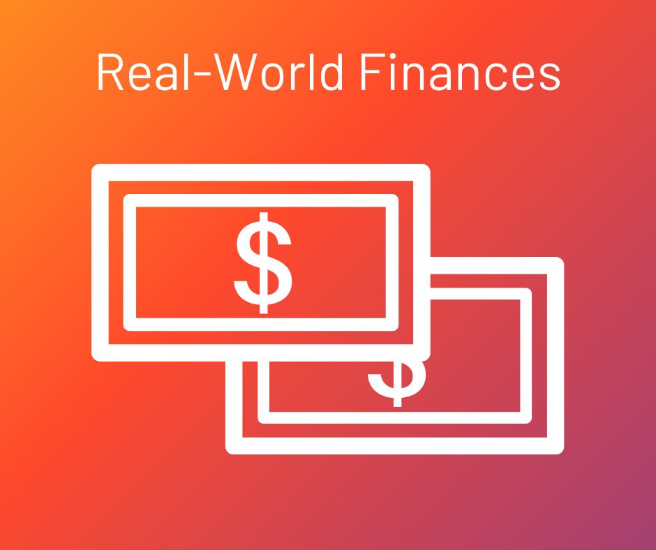 Real-World Finances