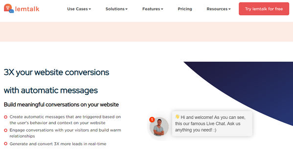 up your conversions lemtalk