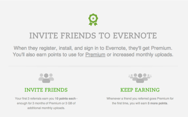 evernote referral