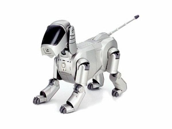 AIBO dog
