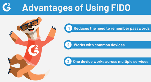 Advantages of Using FIDO