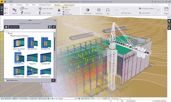 BIM modeling software