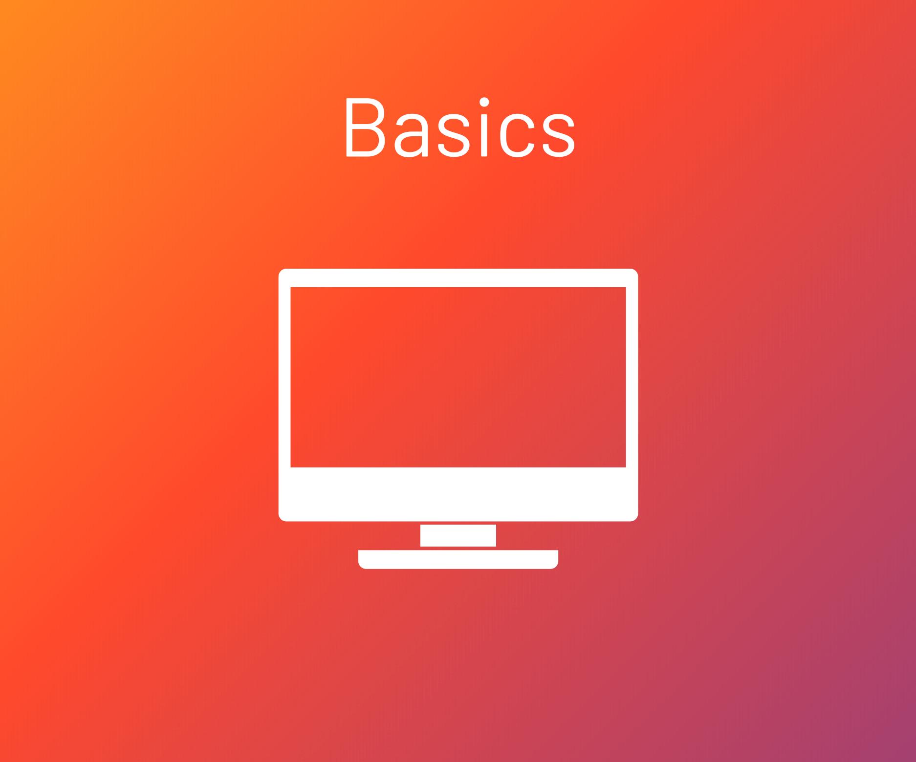 Basics of Website Building