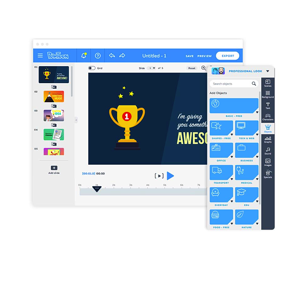 powtoon best free animation software