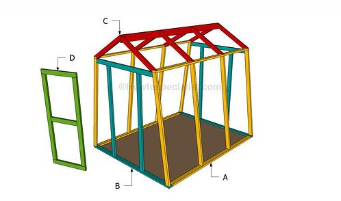 Building-a-small-greenhouse