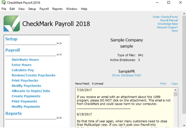 10 Best Free Payroll Software For Small Business In 2019