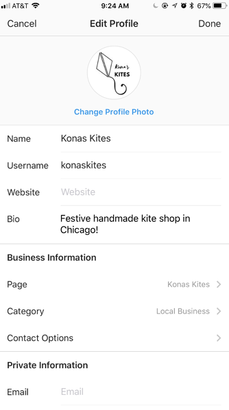 How to Create an Instagram Business Account [+5 Benefits of a Profile]