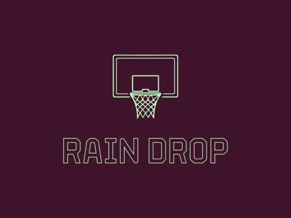 rain drop AI design