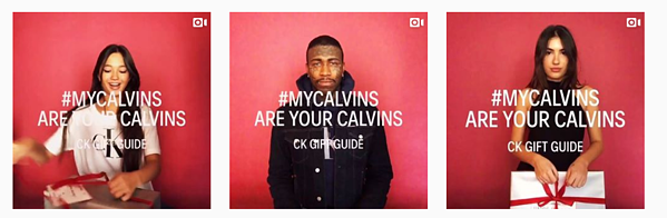 my calvins instagram