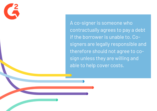 what is a co-signer