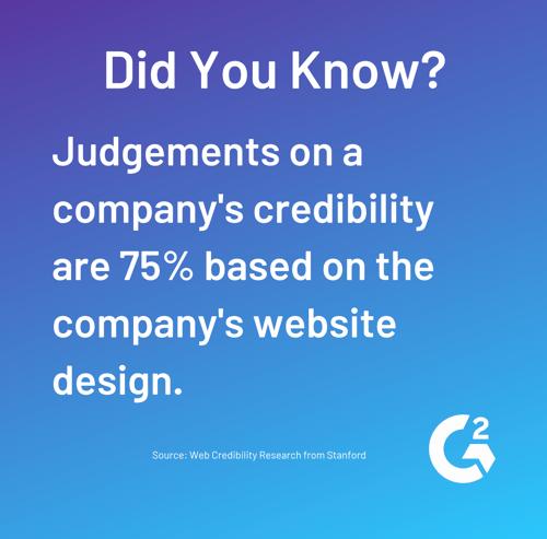 Credible Web Design
