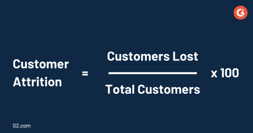 Customer Attrition Equation