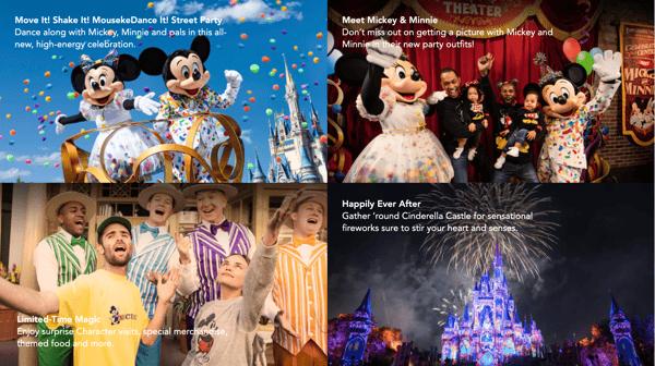 Disney Experiences