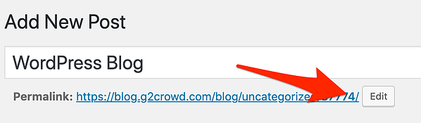 Change the URL of Your WordPress Blog