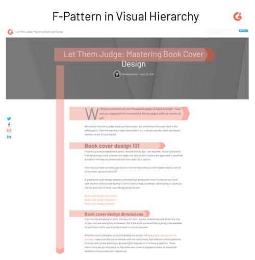 F-pattern