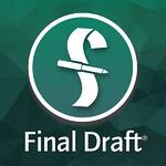 Final Draft, a type of free screenwriting software