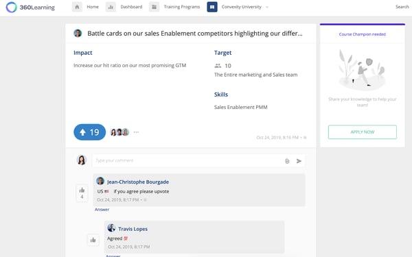 360 learning platform