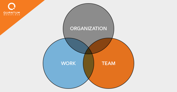 Quantum Workplace's e9 Employee Engagement Model