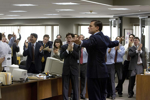 wolf of wall street screencap