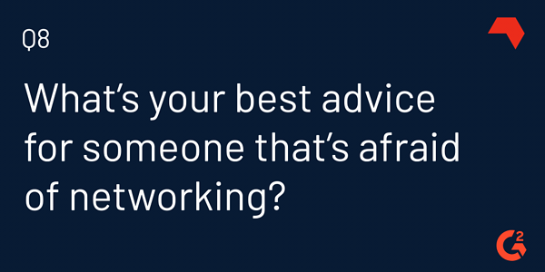 networking advice