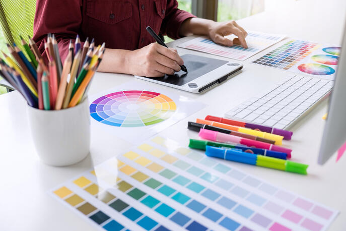 Graphic Design and Marketing: Understanding the Integration