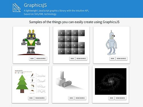 GraphicsJS-vector-graphics