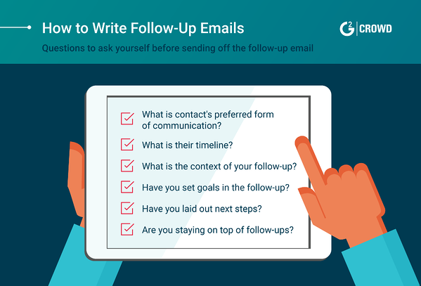 How to Write Follow-Up Emails