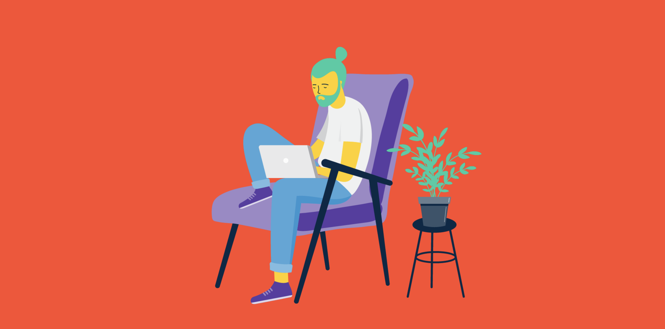 How to work remotely guide