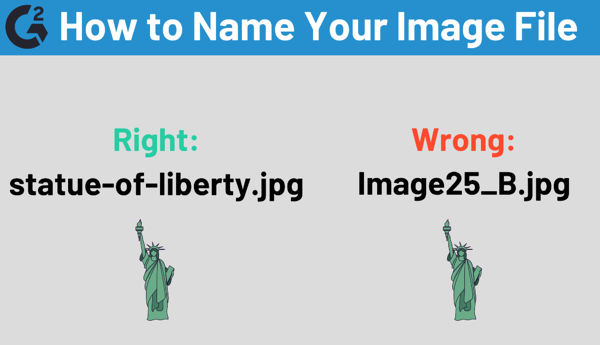 How to Name Your Image File