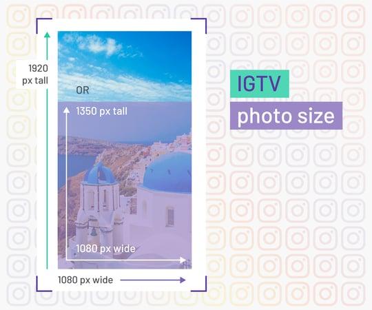 IGTV-dimensions