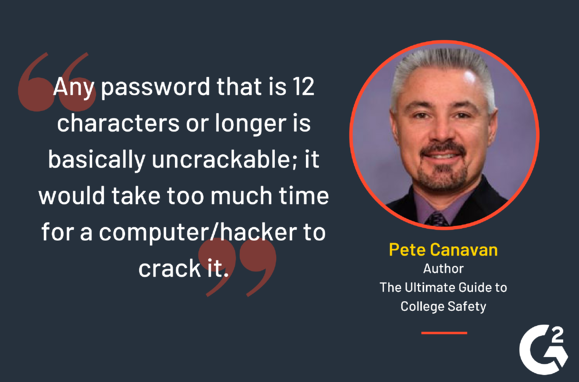 Cyber Security Tip from Pete Canavan