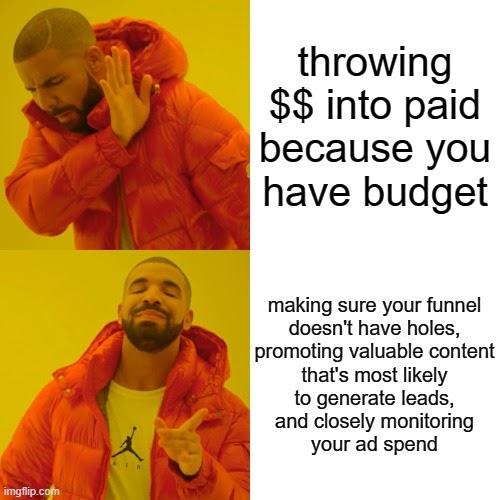 paid marketing tactics