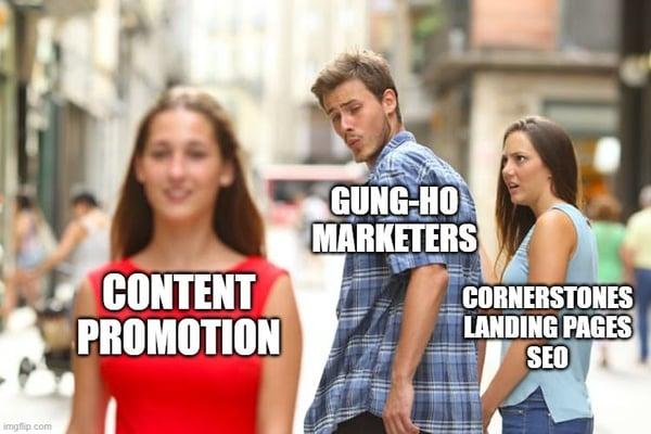 content promotion meme