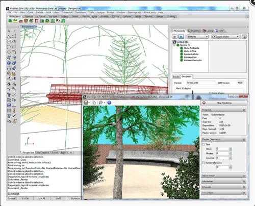Lands Design screenshot