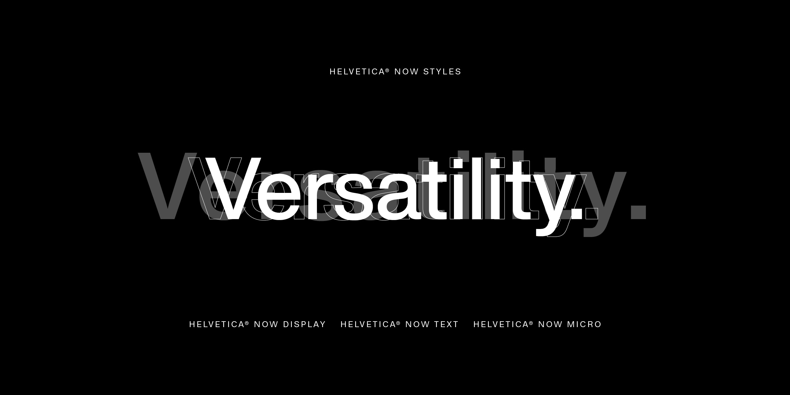 Helvetica Font Gets a Refresh After 35 Years