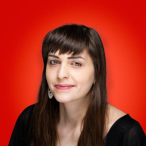 Maddie Rehayem Headshot