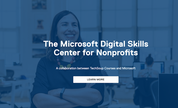 microsoft for nonprofits