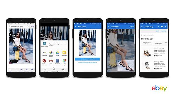 ebay visual search features