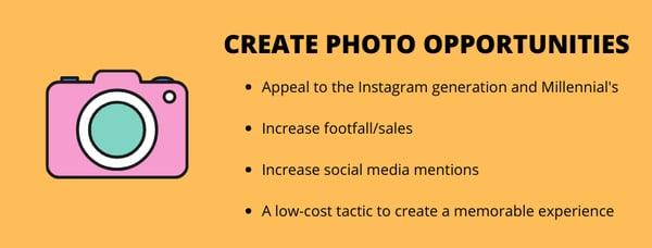 photo opportunities