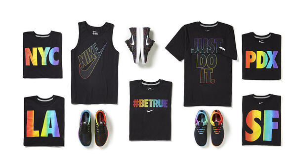 Nike BeTrue 2014 collection