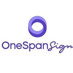 OneSpan Sign logo